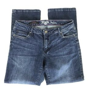 Wrangler Jeans Juniors Size 11 Rock 47 Low Rise